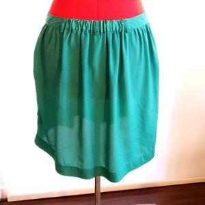 Target Xhilaration Button Front Skirt - XXL